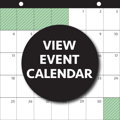 A calendar with the words View Event Calendar
