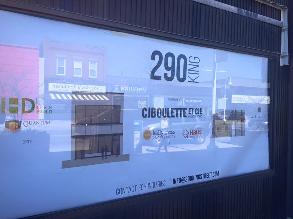 290 King Street